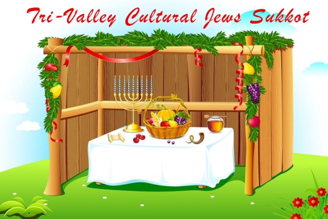 Tri-Valley Cultural Jews Sukkot celebration